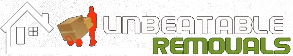 Unbeatable Removals Logo