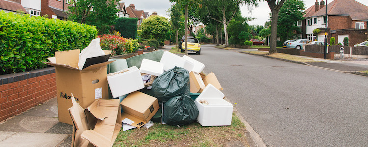 Factors to Consider when Choosing a Rubbish Removal Company