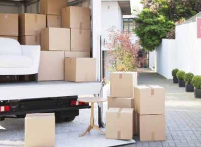 things to do before packing a moving truck