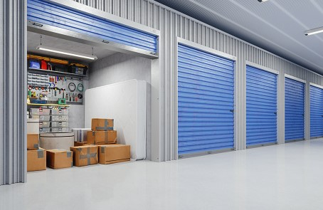 Top five tips for preparing items for storage